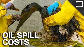 How Much Do Companies Pay For Oil Spills?