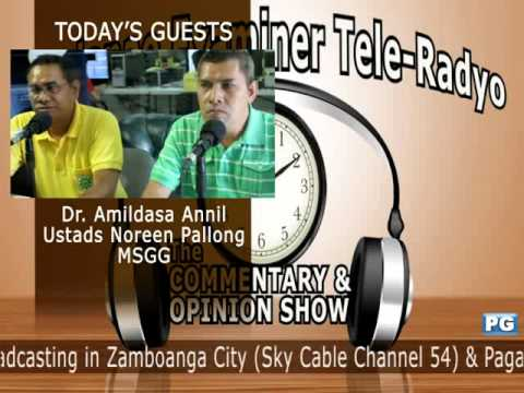 Mindanao Examiner Tele-Radyo Nov. 13, 2012
