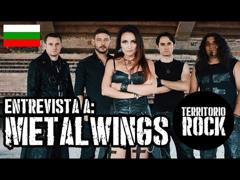 Enrevista A METALWINGS | Territorio Rock