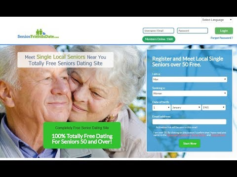 "6 Best Free ""Senior Dating"" Sites ()"