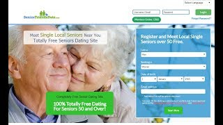 Top Free Senior Dating Sites - Senior Friends Date