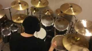 Seasons In Silence Sadist Drum Cover