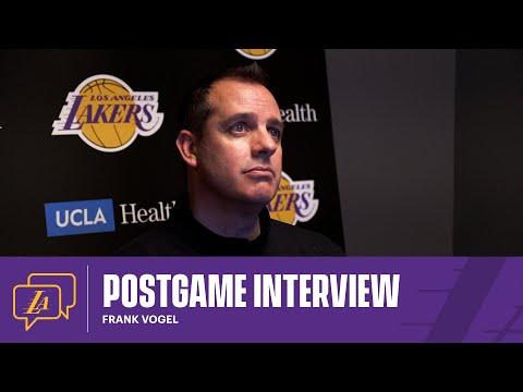 Lakers Postgame: Frank Vogel (4/26/21)