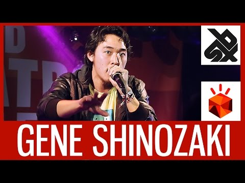 GENE (UNITED STATES)  |  Grand Beatbox Battle 2015  |  SHOW Battle Elimination