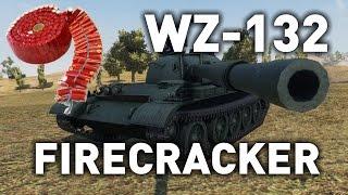 World of Tanks || WZ-132 - Firecracker