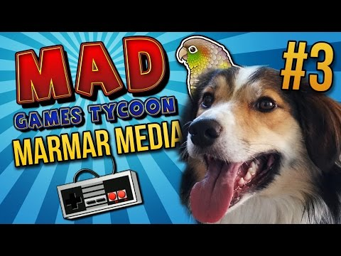 EXCITING ENGINES ★ Mad Games Tycoon Ep. 3 (Mar Mar Media)