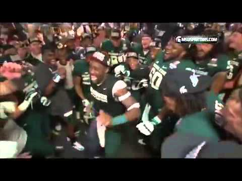 Michigan State Amazing Nae Nae Dance