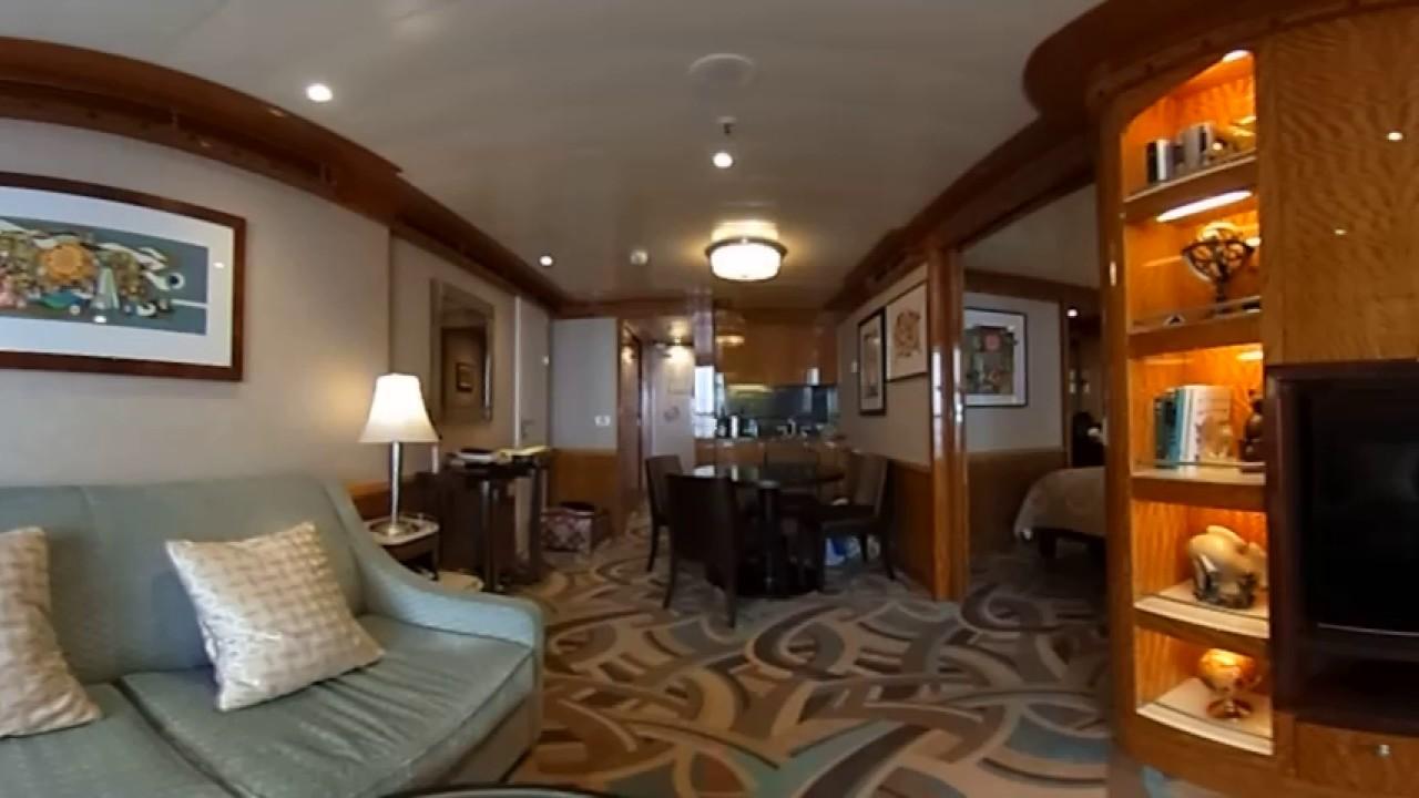 Disney Wonder Reimagined Concierge 1 Bedroom Suite With