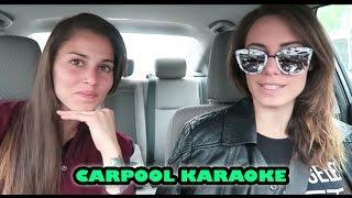 Gambar cover Allysa & Sam   Karaoke en el Auto (subtitulado)