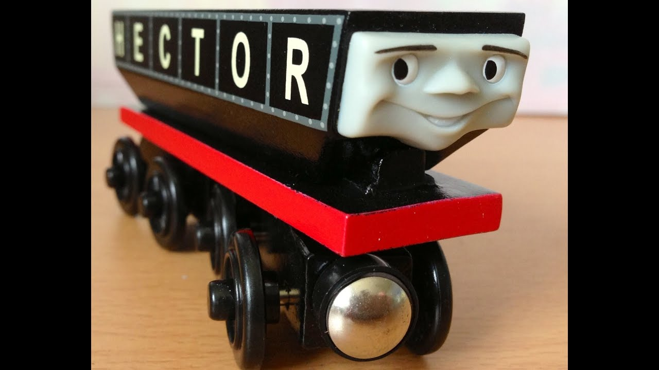 Trucks And Toys >> Thomas And Friends Hector توماس والأصدقاء - YouTube