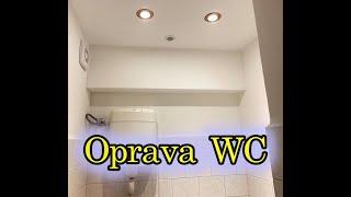 Oprava WC / Repair toilet