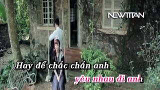 [Karaoke] Mình yêu nhau đi - Bích Phương (Full Beat Gốc)