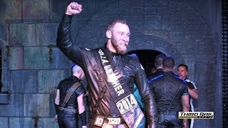 Mr LA Leather 2014 contest - Winner Eric Paul Leue