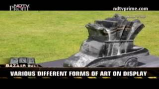 ndtv prime feature cartist automobile art festival 20 04 2017