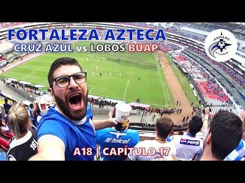¡FORTALEZA AZTECA!   Cruz Azul 2-1 Lobos BUAP   Jornada 16