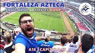¡FORTALEZA AZTECA! | Cruz Azul 2-1 Lobos BUAP | Jornada 16