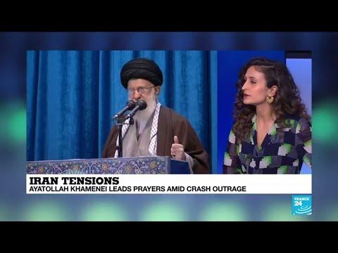 What are the key takeaways from Khamenei's Friday prayer sermon?