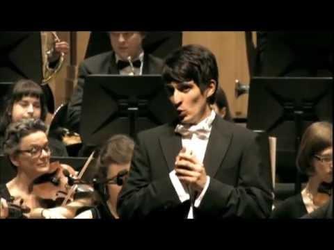 """Lionel Stoffel ( Sopraniste ) Vissi d'Arte """" Tosca """" Puccini Beaux-Arts de Bruxelles ( 2013 )"""