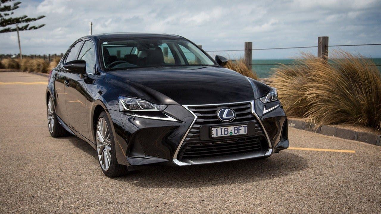 2018 | Lexus IS300h Sport Luxury | NEW CAR - YouTube