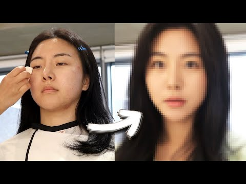 청담 전지현 메이크업샵에서 전지현st 메이크업+헤어 받았더니...?