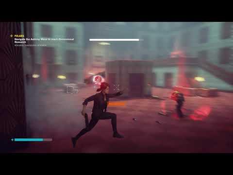 Control - The Incredible Ashtray Maze Sequence