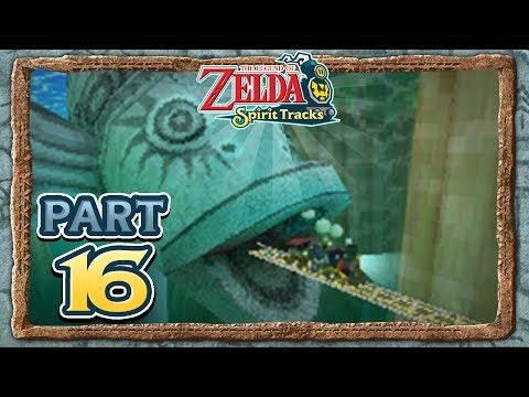 The Legend of Zelda: Spirit Tracks - Part 16 - Ocean Sanctuary!