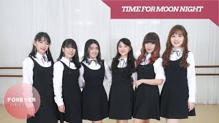 2018ChangFe Indonesia_PERFORMANCE - FDCOVER - GFRIEND (여자친구) Time for the moon night (밤)