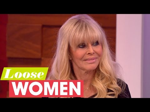 Britt Ekland Opens Up About Her Marriage To Peter Sellers  Loose Women
