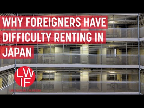 Why Foreigners Have Difficulty Renting in Japan