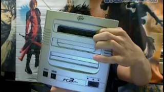 Unboxing FC3 Plus 3 in 1 NES, SNES & Genesis Game System