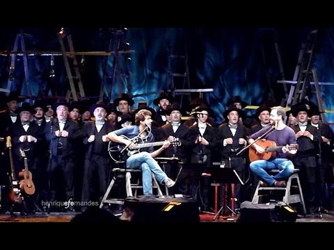 António Zambujo & Miguel Araújo - ao vivo no Pax Julia em Beja
