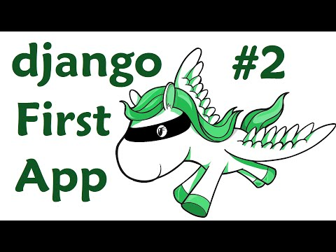 Creating App - Django Web Development with Python 2