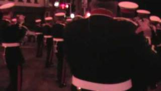 Pride of Ballinran Flute Band clip 4 @ Rising Sons of the Valley