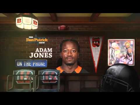 Pacman Jones on Joey Porter (1/11/16)