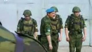 Герои десантники