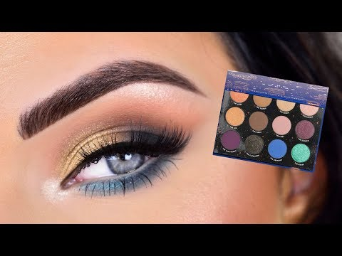 FLASHBACK FRIDAY | ColourPop X Kathleen Lights The Zodiac Palette Eye Makeup Tutorial thumbnail