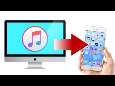 Cách Chép Nhạc Từ Máy Tính Vào IPhone Bằng ITunes 12
