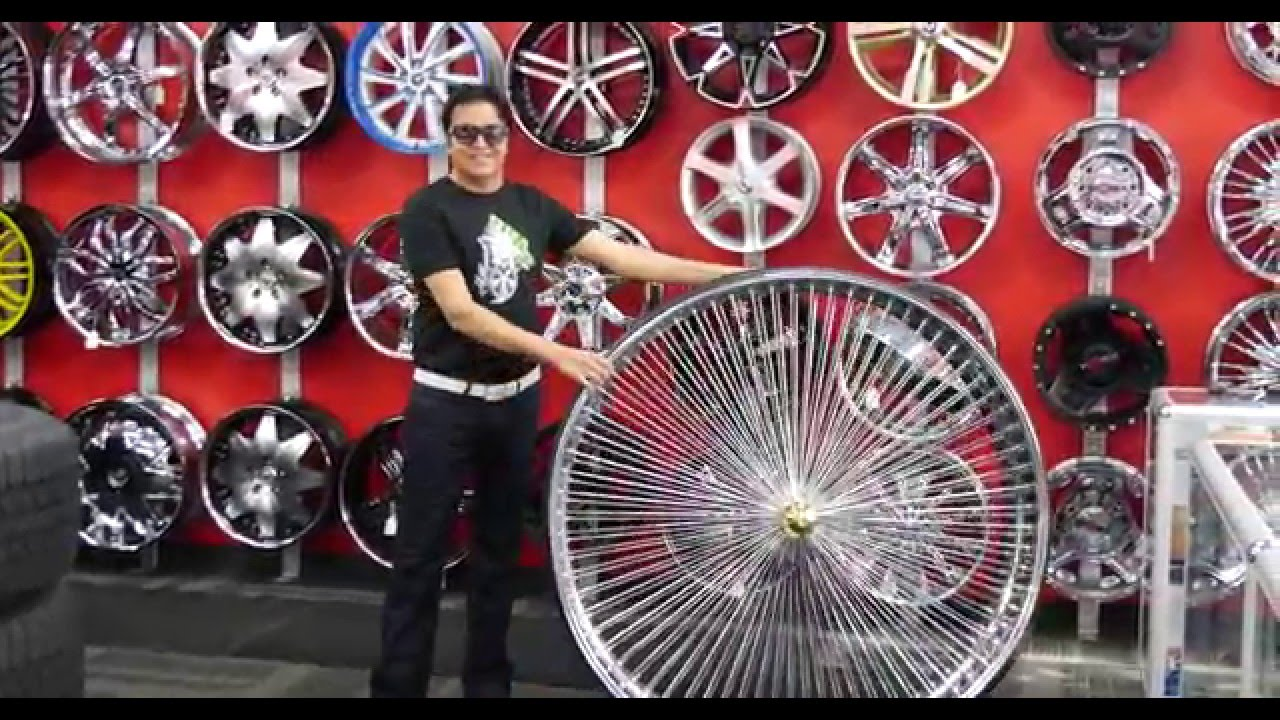 Big Funny Wheel Worlds Biggest 50 Inch Rim 50 Inch Wire