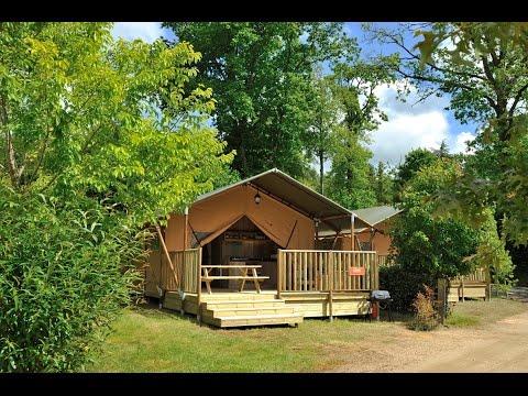 Safari Tent Deluxe - Canvas Holidays
