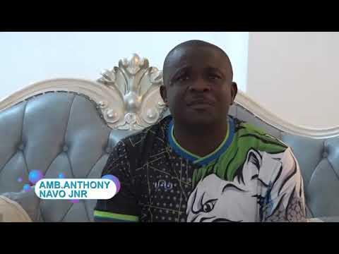 Anthony Junior Navo is not interested in becoming President