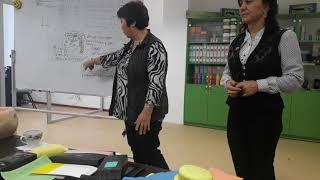 GREEN WAY г.Астана  GREEN WAY обучение,обмен опытом