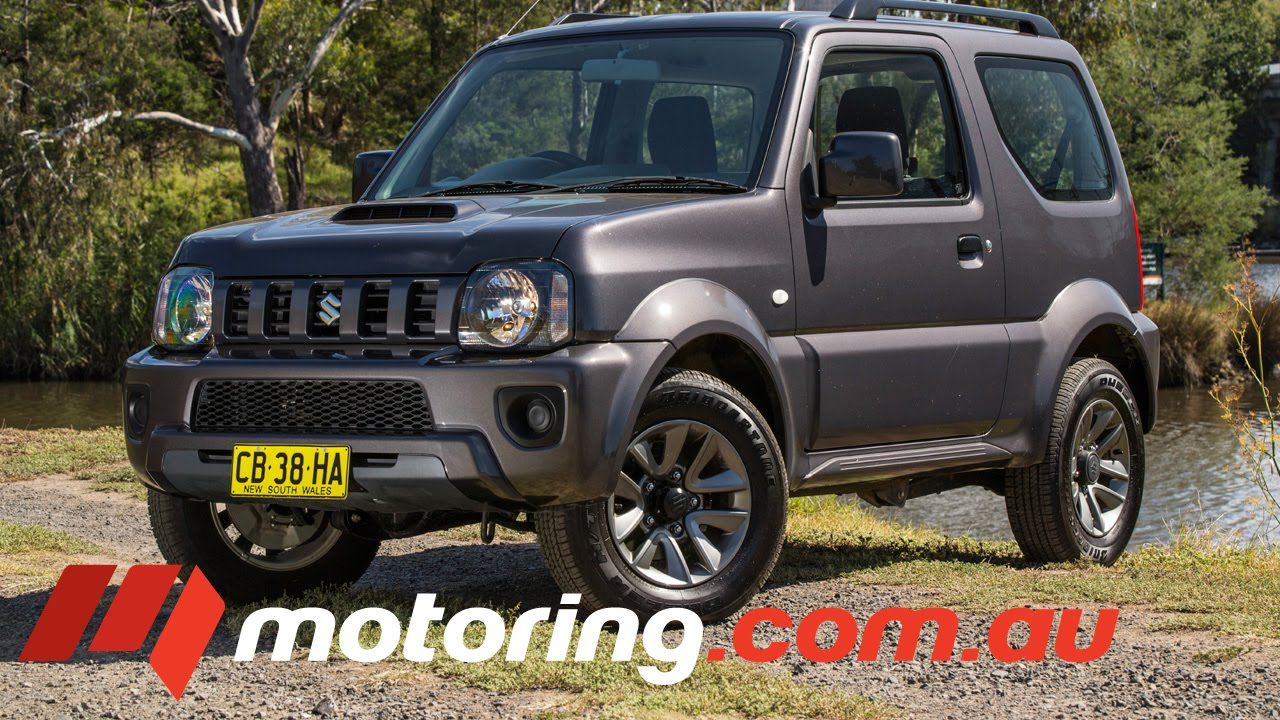 2015 Suzuki Jimny Sierra Review Youtube