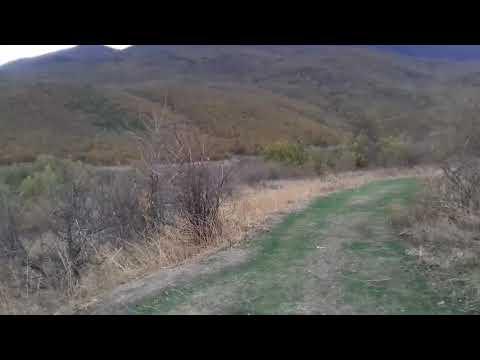 Поселок Изобильное.Водохранилище.Гора Демерджи.Красивая природа.