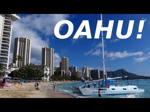 hawaii-travel:-a-tour-of-beautiful-oahu-island-&-honolulu