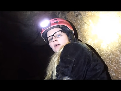 Expedition Fox Skull Cave: Extreme Claustrophobia Alert