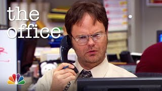 Dwight vs. the Computer - The Office