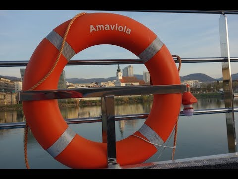 AmaWaterways Ama Viola Danube River Cruise- Linz and Salzburg Austria