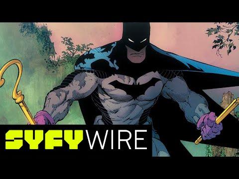 Scott Snyder Reveals Details of DC Comics