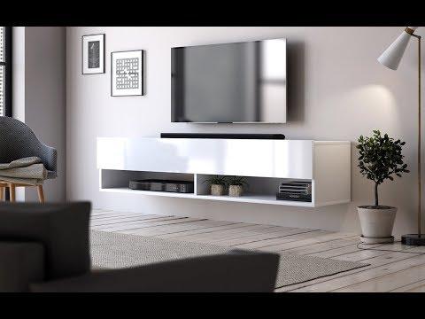 """tv-lowboard-""""epsom"""",-hängend,-100-/-140-cm"""