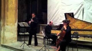 Sonata in La min - G. F. Händel - III Adagio, IV Allegro (Parte II)